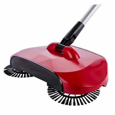 New Without Electricity Automatic Hand Push Sweeper Broom Household Cleaning