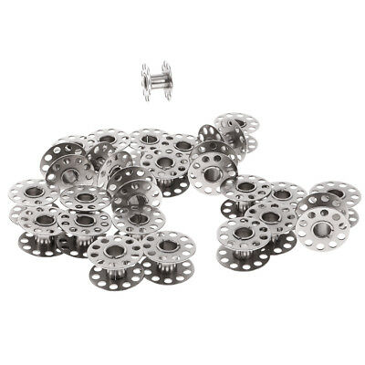 25pcs Metal Rotary Bobbins For Househould Sewing Machine