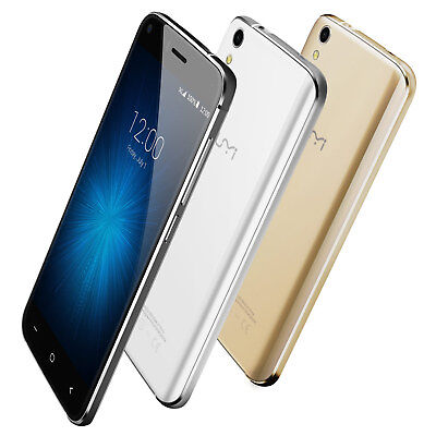 """Unlocked 5.5"""" Umi Plus Smartphone  Android 6.0 Octa Core 4GB+32GB 13MP Touch ID"""