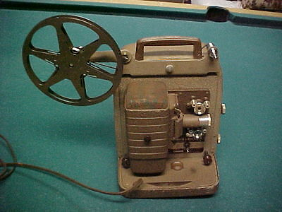 Bell&howell 8Mm Silent Projector Model 253-A