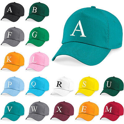 Embroidered Baseball Caps Hat Girls Boys Childrens Kids Summer Emerald Green
