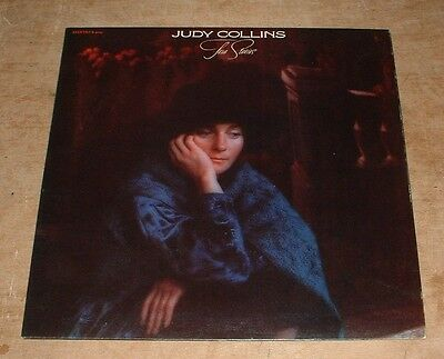 JUDY COLLINS true stories and other dreams 1973 UK ELEKTRA STEREO LP + INNER
