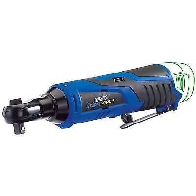 Draper 10.8V Cordless Impact Driver Bare Unit Storm Force Power Tools