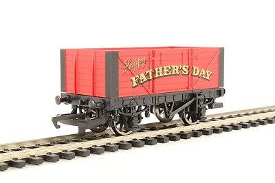 R6778 Hornby Father's Day Open Wagon - Model Railway OO Gauge Brand New & Boxed