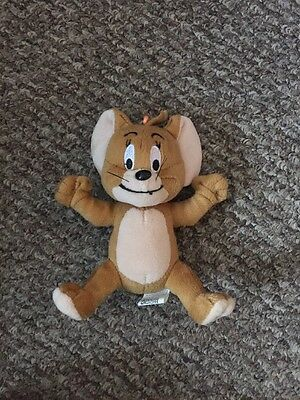 Tom And Jerry Plush Mouse