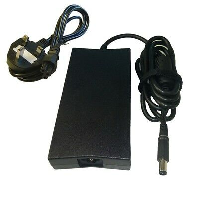 For DELL PA-5M10 ALIENWARE M15x M14x XPS17 AC CHARGER 150W + UK  CORD