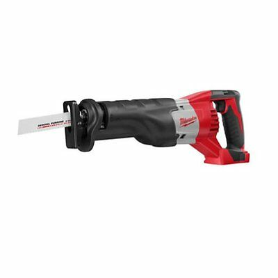 Bare-Tool Milwaukee 2620-20 M18 18-Volt Sawzall Cordless Reciprocating Saw (Tool