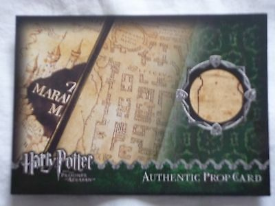 Harry Potter Prisoner Of Azkaban Prop Card ARTBOX Marauder's Map 311/500