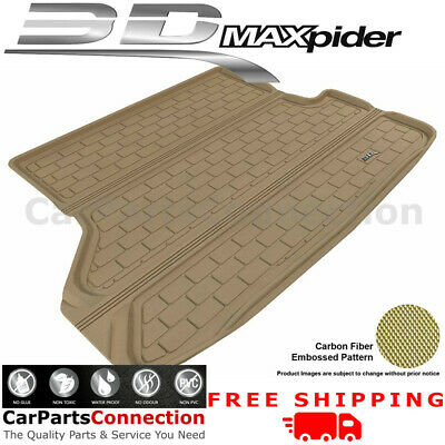 All Weather MAXpider Cargo Tray Mat Liner TOYOTA HIGHLANDER 2008-2013 KAGU TAN