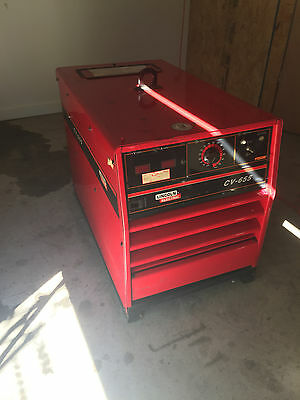 Lincoln Electric CV-655 welder 3phase