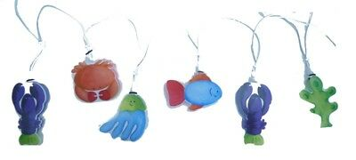 QUANDT Children Light chain Sea creatures Light chain Nursery Decoration