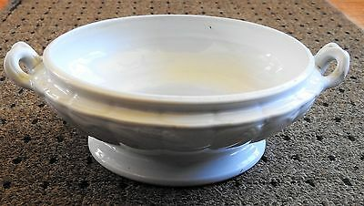 ANTIQUE ROYAL STONE CHINA  Compote by BAKER & CO. ENGLAND