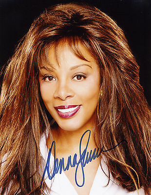 REPRINT - DONNA SUMMER 1  Disco Queen autographed signed photo copy
