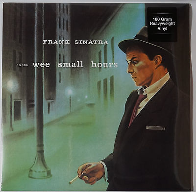 Frank Sinatra - In the wee small hours LP 180g vinyl NEU/SEALED
