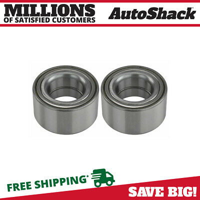 New Pair Wheel Bearings Front for Hyundai Elantra Veloster Kia Forte Forte5 Soul