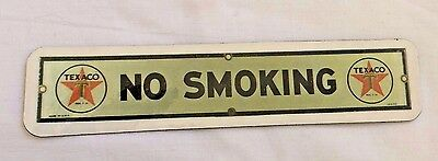 Toolbox Refrigerator Magnet Texaco No Smoking
