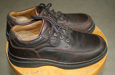 Red Wing Brown Leather Oxford Lace Up Work Shoes 8637~Men's US 9