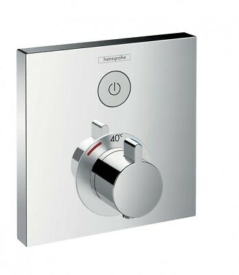 Hansgrohe ShowerSelect thermostat for concealed installation for 1 outlet #15762