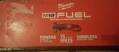 Milwaukee Cordless Right Angle Drill Super Hawg