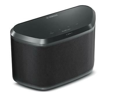 Yamaha WX030 MusicCast Wireless Speaker - Black