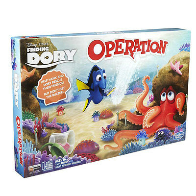 Disney Finding Dory Operation Edition Game, Toys & Games, Brand New
