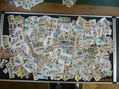 290 grams india kiloware, postage stamps, very rare offered