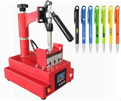Digital Pen Heat Press Machine for Pen Heat Transfer Printing 220V B