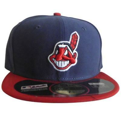 Cleveland Indians MLB 59fifty Cap size 7 1/2