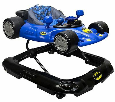 WB KidsEmbrace Baby Batman Activity Walker Car with Music ... New, Free Shipping