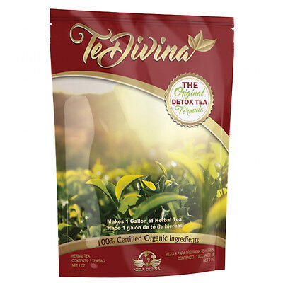 Te-Divina Weight Loss Tea 1 Week Supply