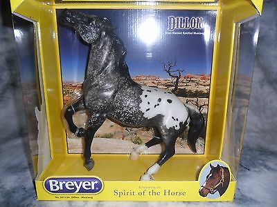 Breyer NIB * Dillon * 301150 TSC SR Appaloosa Mustang Traditional Model Horse
