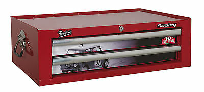 AP26029TPH Sealey Mid-Box 2 Drawer Paddy Hopkirk Limited Edition [Tool Chests]