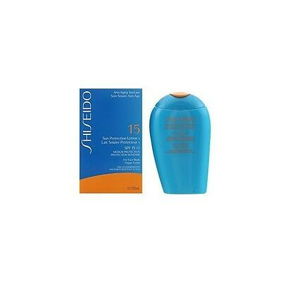 Shiseido Sun Protection Spf 15 150 Ml Lotion