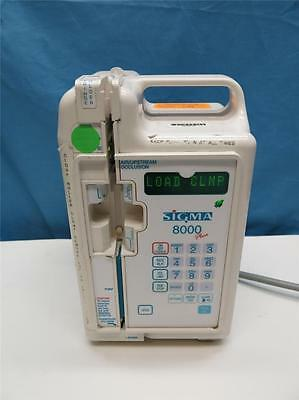 Sigma 8000 Plus Single Channel Infusion / IV Pump For  Braun