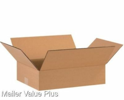 25  16x10x4 Shipping Boxes Packing Moving Storage Cartons Cardboard Mailing Box
