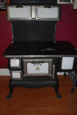 Antique Cook Stove and Oven- Dixie Foundry Co.