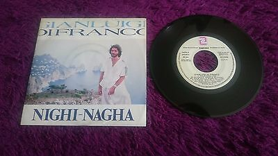"Gianluigi Di Franco ‎– Nighi-nagha ,  Vinyl, 7"", 1988 , Spain , 10112309 , PROMO"