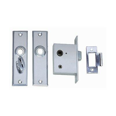 Perko 0960 DP0 CHR Fig. 960 Mortise Latch Set