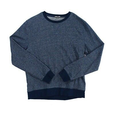 Threads 4 Thought NEW Blue Mens Size Medium M Crewneck Sweater $60 664 DEAL