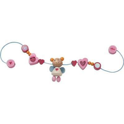 Haba Pram chain Guardian angel Anna HABA baby shell-necklace