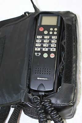 Shintom Brick Cell Phone with Case Travel Portable