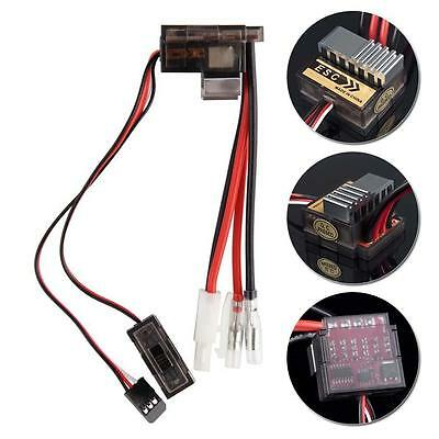 New 320A Brushed IWeed Controller ESC For RC Car Boat Truck Motor R/C Hobby IW