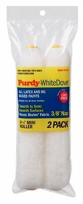 Purdy 716341402907 White Dove 6-1/2-Inch Paint Roller Cover with 3/8-Inch Nap