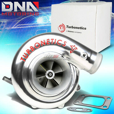"Turbonetics Turbocharger T-Series T4 11298 Hp76 F1-68 3"" A/r .96 V-Band Outlet"