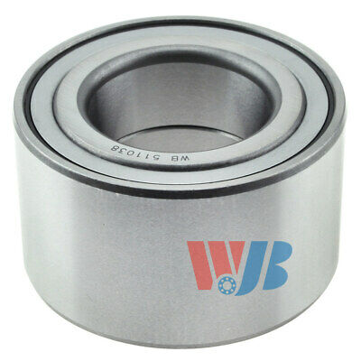 New Rear Wheel Bearing WJB WB511038 Cross 511038 WB000002 GRW274