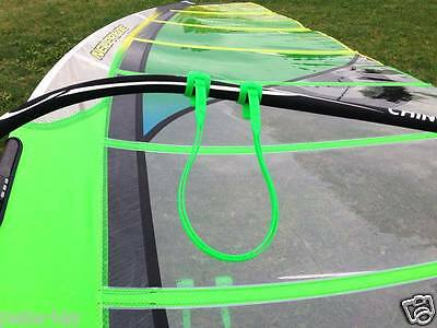 Adjustable Windsurfing Clip Harness Lines, alternative to Chinook and Dakine