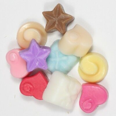 Handmade Scented Wax Melts/Tarts/Melts  Fragrances For Oil Burners 10 x 5g Pack