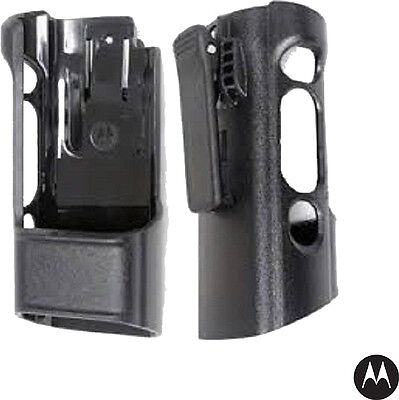 Motorola - Pmln5880A Universal Carry Holder For Apx6000Xe And Apx8000Xe Portable