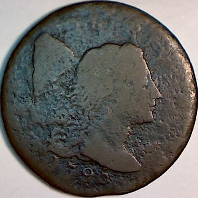 1795 Liberty Cap : High 'One Cent' : S-76