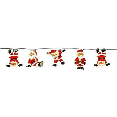 QUANDT Santas Light chain for children Children room Weihnachtsdeko